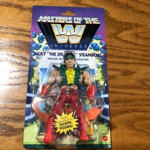 Masters of the Universe Ricky The Dragon Steamboat